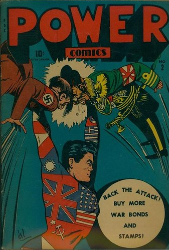 (1944) power comics 2