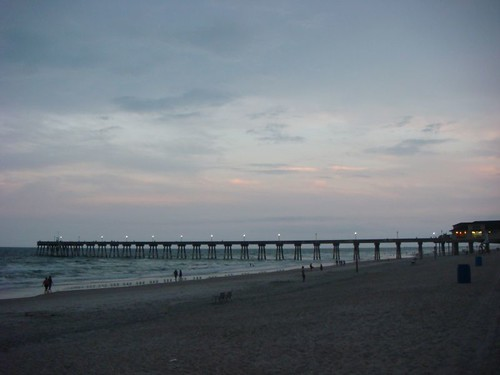 Pier at Wrightsville Beach, NC