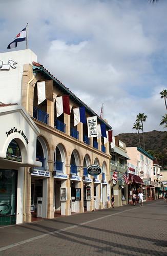 Catalina - Hotel Vista del Mar