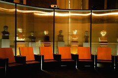 Chairs at library (erikomoket) Tags: light orange paris france nikon bokeh library illumination national d200    chiar chiars  75003   mywinner platinumphoto hoteldesoubise citrit  betterthangood everydayissunday theperfectphotographer erikomoket 3