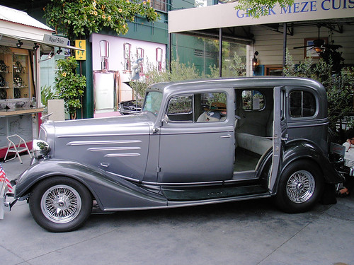 1934 Chevrolet Master 4-Door Sedan - a photo on Flickriver