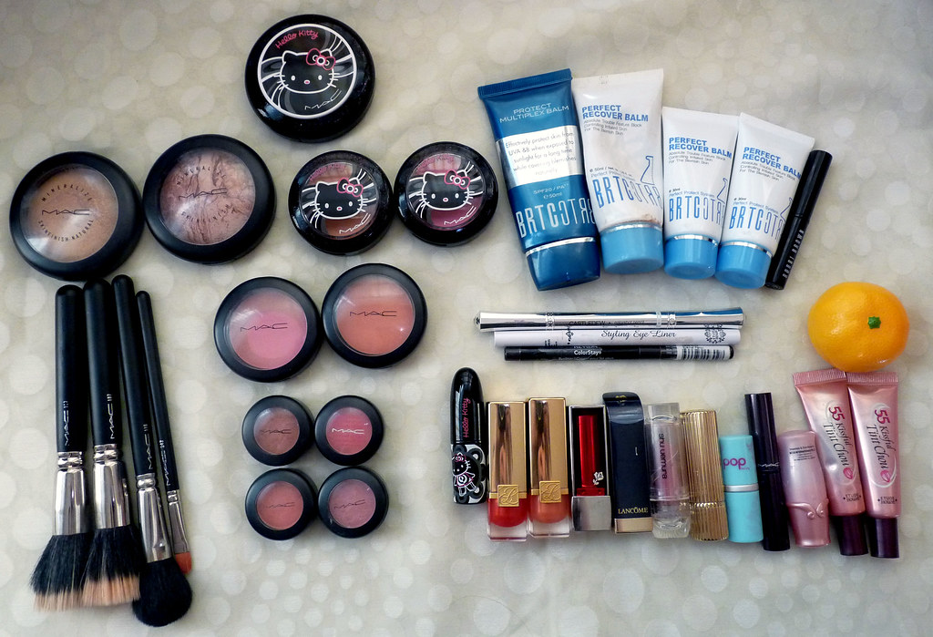 Makeup Collection 19 June 09