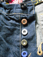 PRPS button fly (cf_salas) Tags: hardware jeans denim barracuda prps buttonfly onerinse
