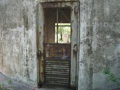 Behind the Scary Door (Boumtown) Tags: centuryride umorepark gopherordanceworks rosemountmn bikeride20090524 flickr20090616