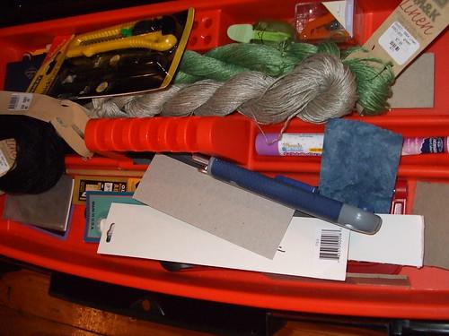 Bookbinding Tool Box
