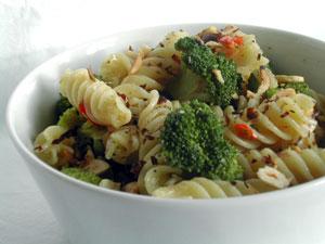 pastabroccolialicipeperonci