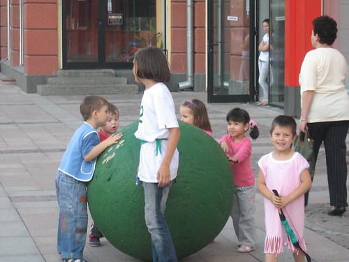 Зелената то(п)чка в Габрово