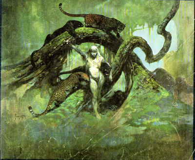 Frazetta-cat-girl 2