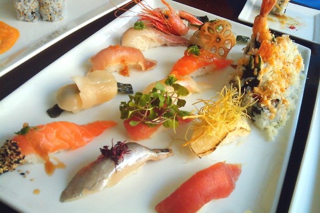 Sushi Deluxe - YUZU sushi