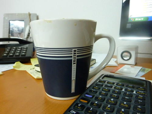 Meine heutige 'Bürotasse'