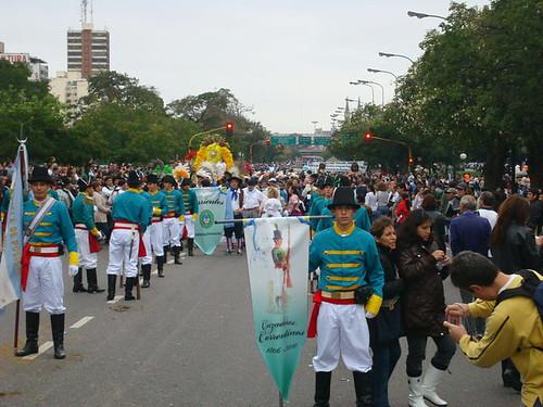 desfile militar - bicentenario argentino 6