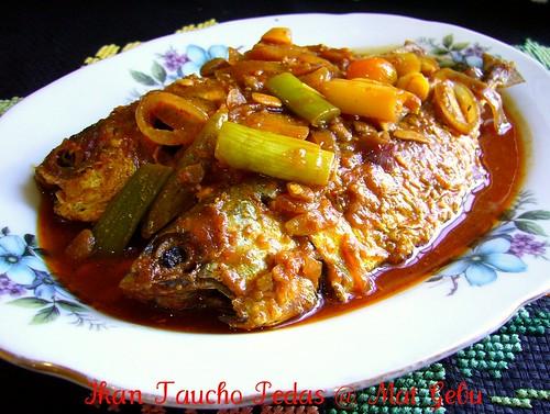 Ikan Taucho Pedas