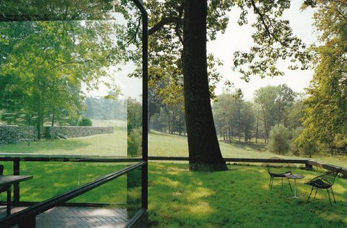 GLASS HOUSE MEADOW VIEW