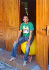 Pablo - the fysio in Rodellar