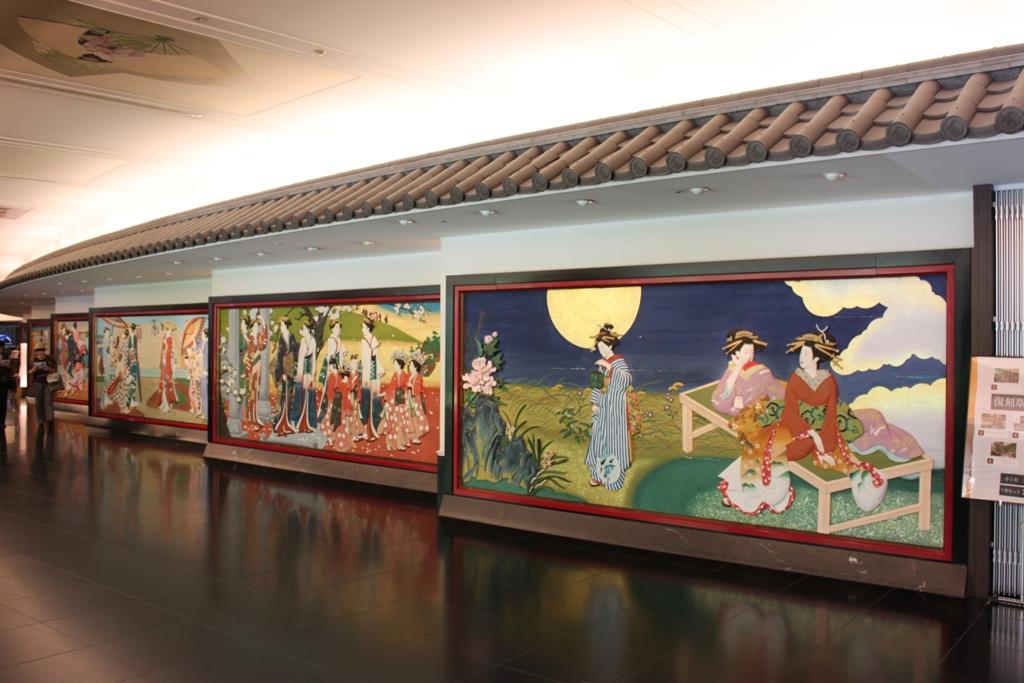 Jusaburo Tsujimura Doll Exhibition,MEGURO GAJOEN