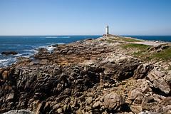 Faro do Roncudo (puentebello) Tags: sea lighthouse faro mar atlantic galicia galiza atlntico acorua corme roncudo