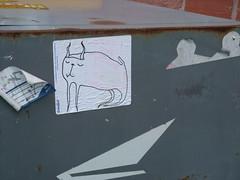 mailbox cat