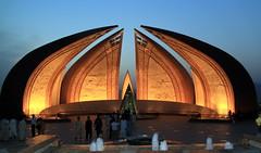 Pakistan Monument - Islamabad (Abeer J. Chaudhri) Tags: pakistan monument islamabad zeropoint abeer jabbar shakarparian pakistanmonument abeerjabbar