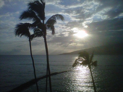 Maui Sunsett 2011 Kihei