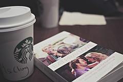 Eat, Pray, Love (_whatwelove) Tags: love pray eat starbucks novel storybook