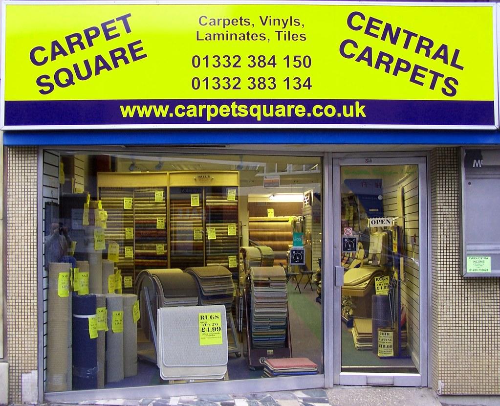 New Carpet Square