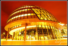 Golden City Hall of London at Night (davidgutierrez.co.uk) Tags: city uk travel urban building london colors architecture night buildings dark spectacular geotagged photography gold golden hall photo interestingness arquitectura cityscape darkness image dusk cityhall sony centre cities cityscapes center structure architectural explore nighttime 350 londres architektur nights sensational metropolis alpha londra impressive dt nightfall municipality edifice cites f4556 1118mm sonyalpha sony1118mm sonyalphadslra350 sonyalphadslr350 sonyalphadt1118mmf4556lens sonyalphadt1118mmf4556 sony350dslra350