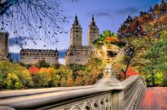 New York Romance (Tony Shi Photos) Tags: newyorkcity centralpark romantic bowbridge 紐約 中央公园 ньюйорк ニューヨークシティ 뉴욕시 thànhphốnewyork न्यूयॉर्कशहर tonyshi samremoapartment مدينةنيويورك nycbigapplehdrnikond700 浪漫纽约 นิวยอร์กซิตี้