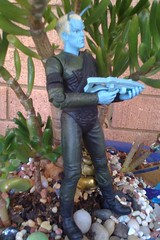 Shran action figure