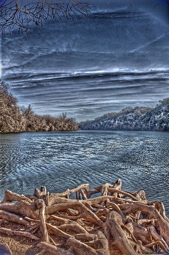 Red Bud Isle in HDR