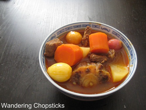 Bo Kho (Vietnamese Beef Stew) 2