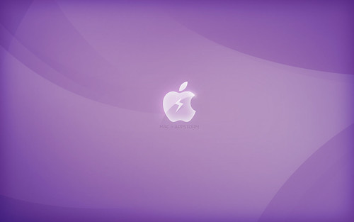AppStorm Mac Wallpaper Purple