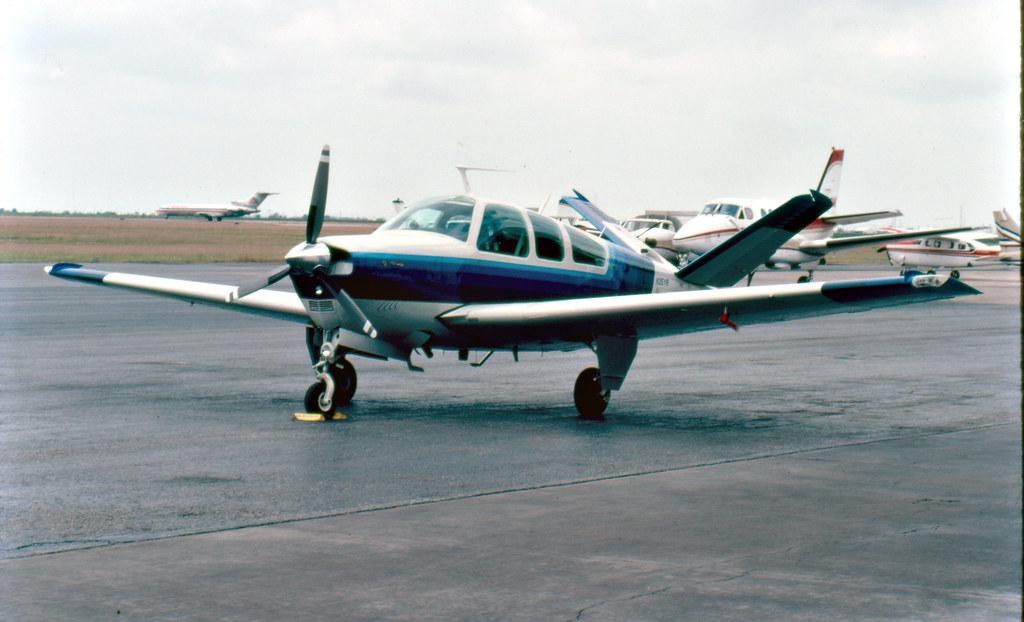 35th Anniversary Bonanza - Corpus Christi Int'l Airport, TX  USA
