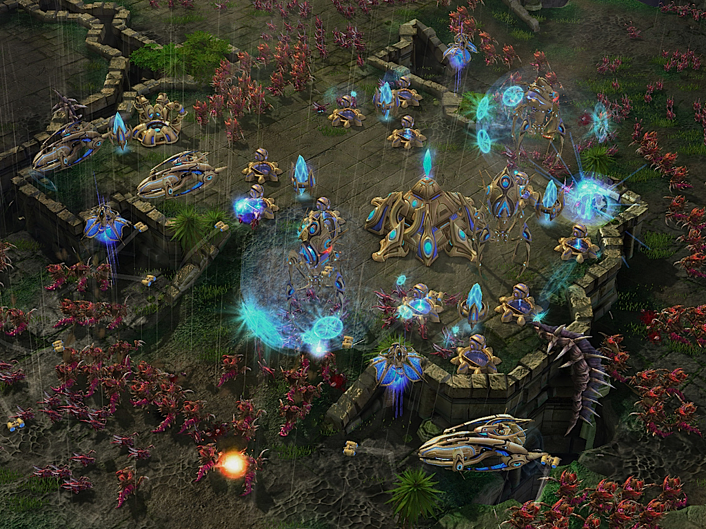 Starcraft 2 Archives - A+E Interactive
