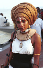 Beautiful Ethiopian Lady Caribbean Festival Penns Landing Philadelphia Aug 16 1998 003 Ethnic Cultural Fashion (photographer695) Tags: ethnic beautiful cultural girl smile ethiopian african model caribbean festival penns landing philadelphia aug 1998 16