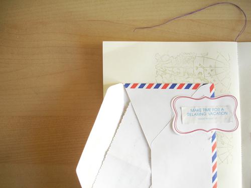 envelope book: extra.