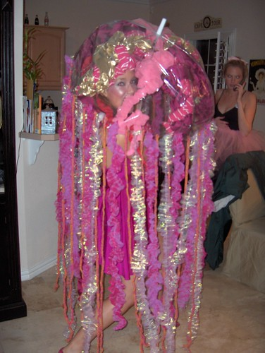 Immie Jellyfish Costume