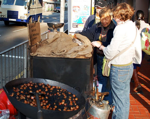 Chestnut Vendor