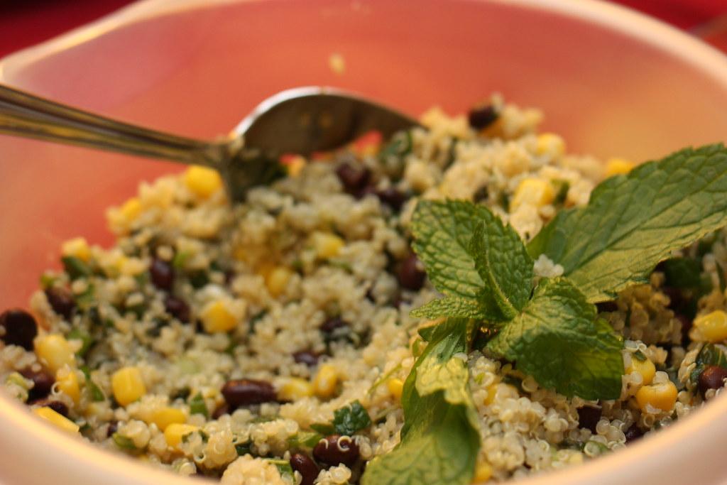 Karen's Quinoa Salad