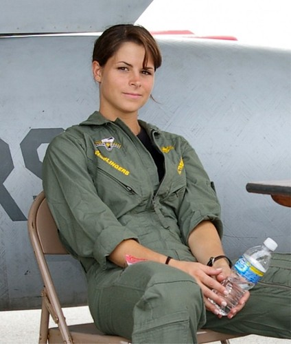 us soldier woman