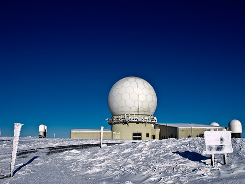 snow site great dome fell radar nats dun