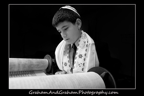 Reading the Torah by Graham & Graham Photography