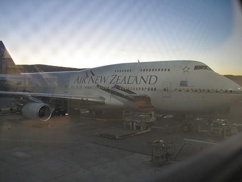 Aiir NZ NZ0007