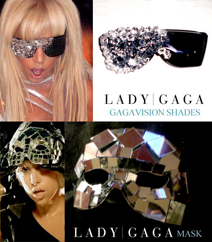 lady gaga poker face mask