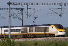 Eurostar 3019 - Calais-Fréthun, France