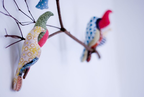 bird branch for baby's room 2