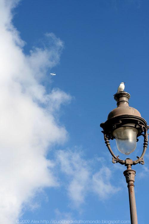 Parigi e le nuvole