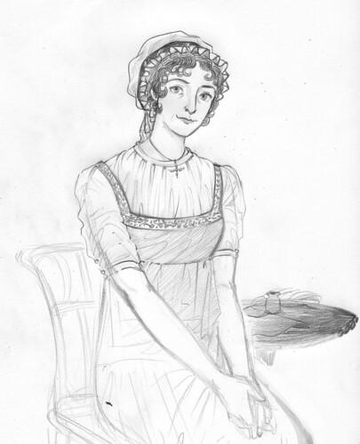 Austen sketch