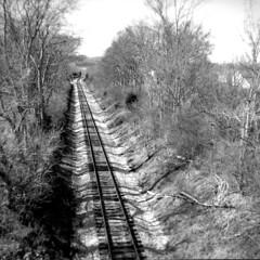 Train Track (ryan.acree) Tags: train traintracks click agfa agfaclick