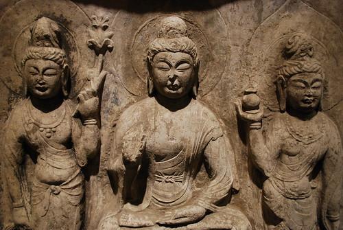 Buddha Triad