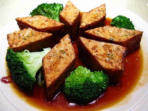 House special Xiao Er tofu (小二豆腐)